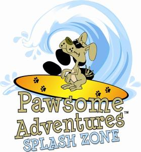Pawsome Adventuress Splash Zone (Medium)
