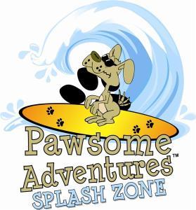 Pawsome Adventuress Splash Zone (Medium)