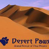 desertpawsnm logo